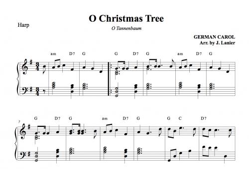 Harmonica u00bb Harmonica Tabs Rockin Around Christmas Tree - Music Sheets, Tablature, Chords and Lyrics